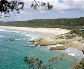 Main Beach North Stradbroke Island - Accommodation Main Beach