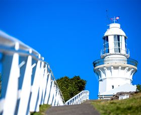 Smoky Cape Lighthouse Accommodation and Tours - Accommodation Main Beach