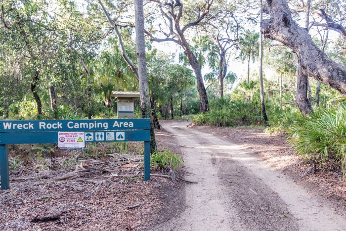 Deepwater National Park Camping Ground - Accommodation Main Beach