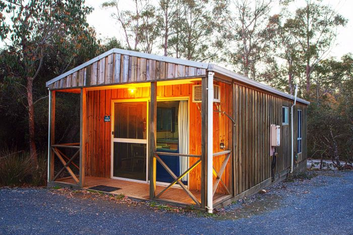 Discovery Parks - Cradle Mountain - Accommodation Main Beach
