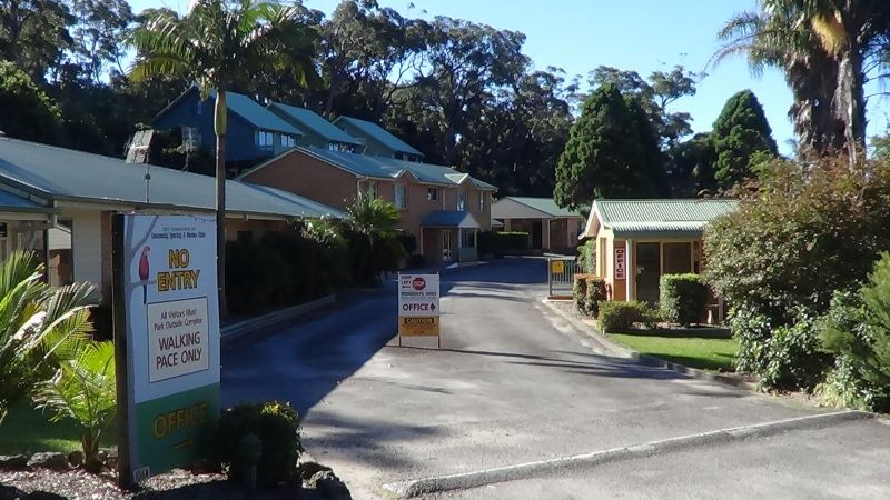 Sussex Inlet Holiday Centre - Accommodation Main Beach