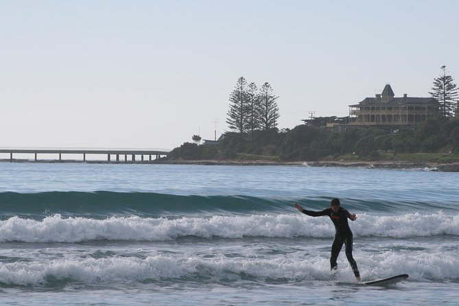 Learn to Surf at Lorne on the Great Ocean Road