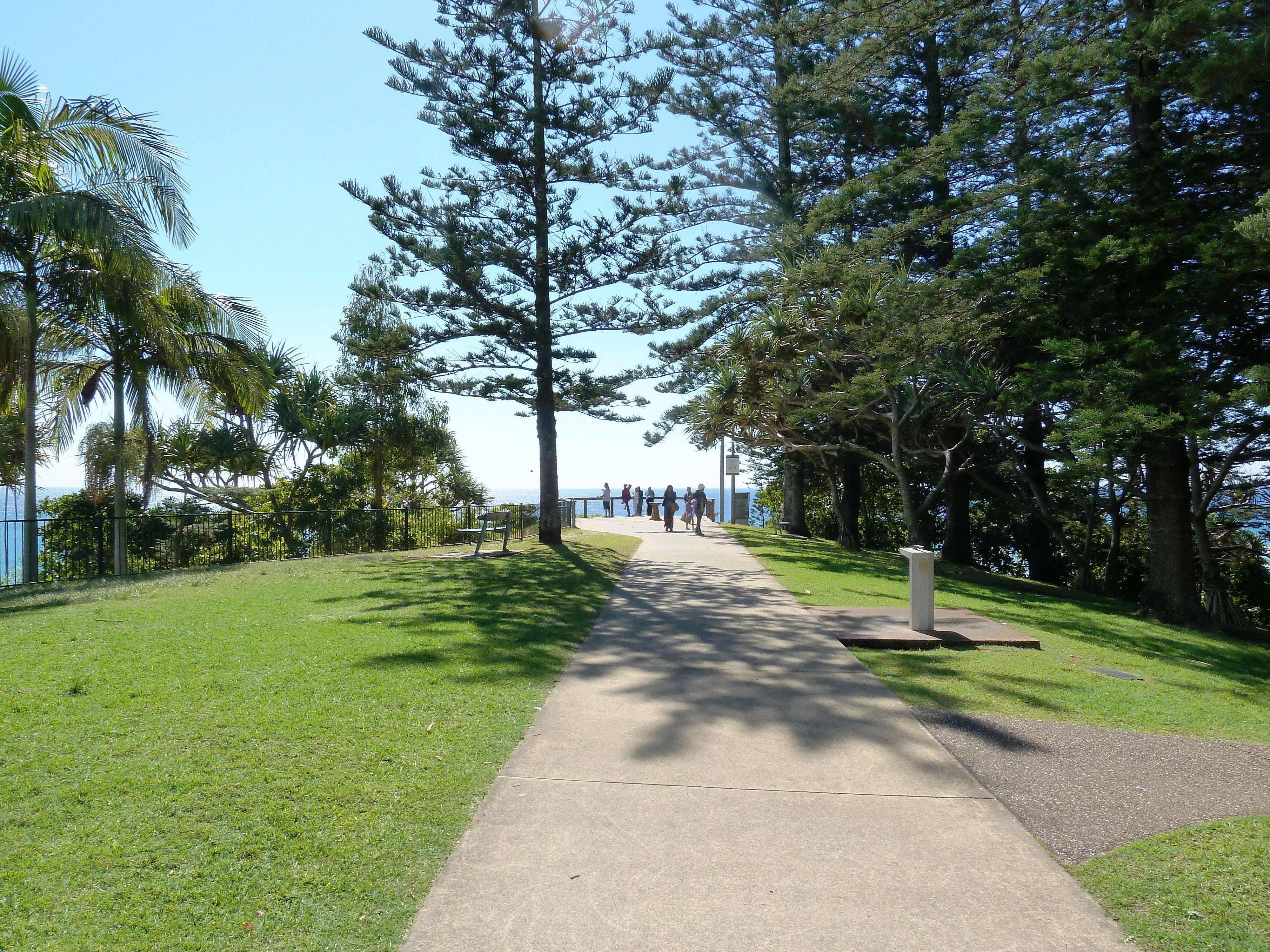 Pat Fagan Park - Accommodation Main Beach