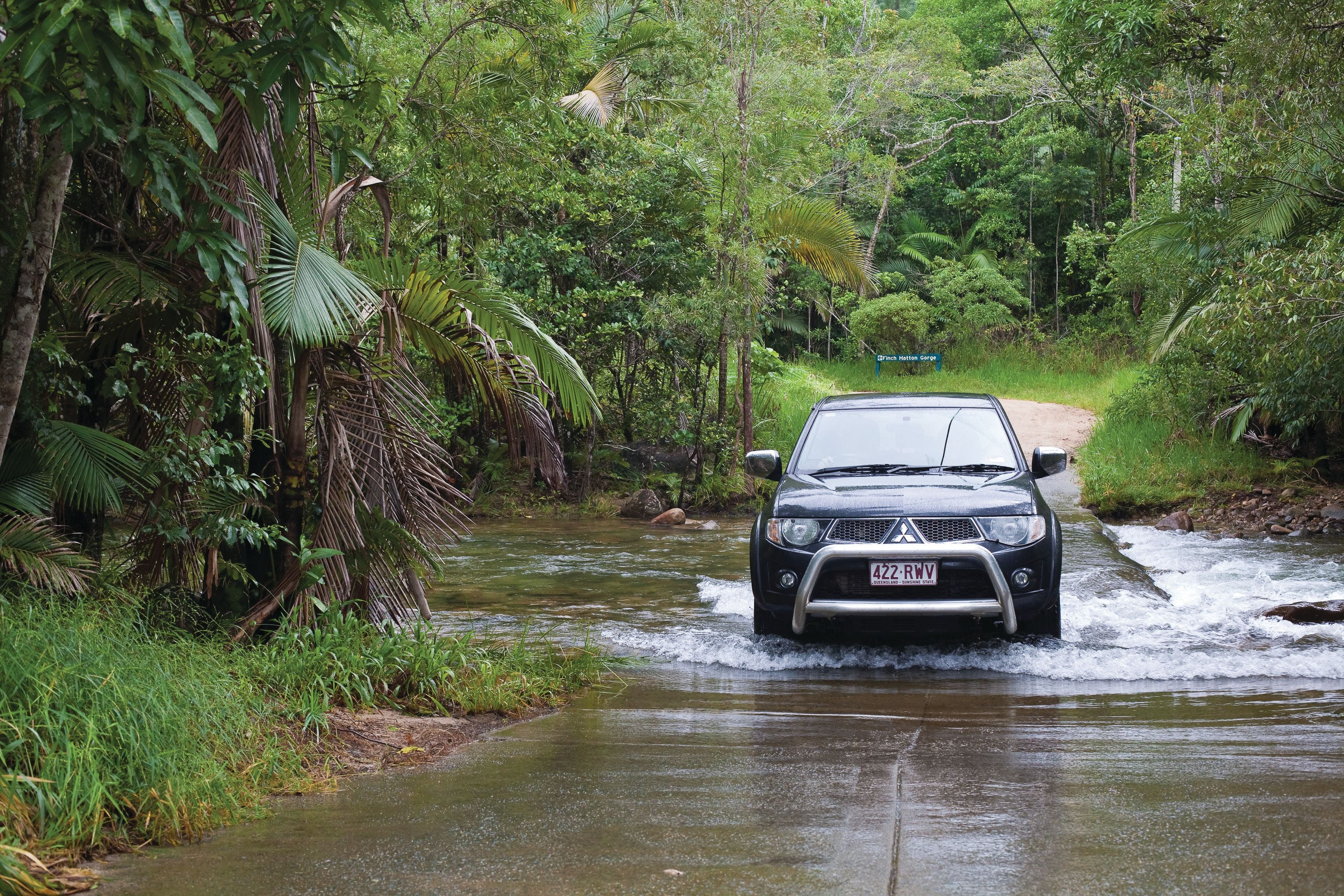 The Pioneer Valley and Eungella National Park - Accommodation Main Beach