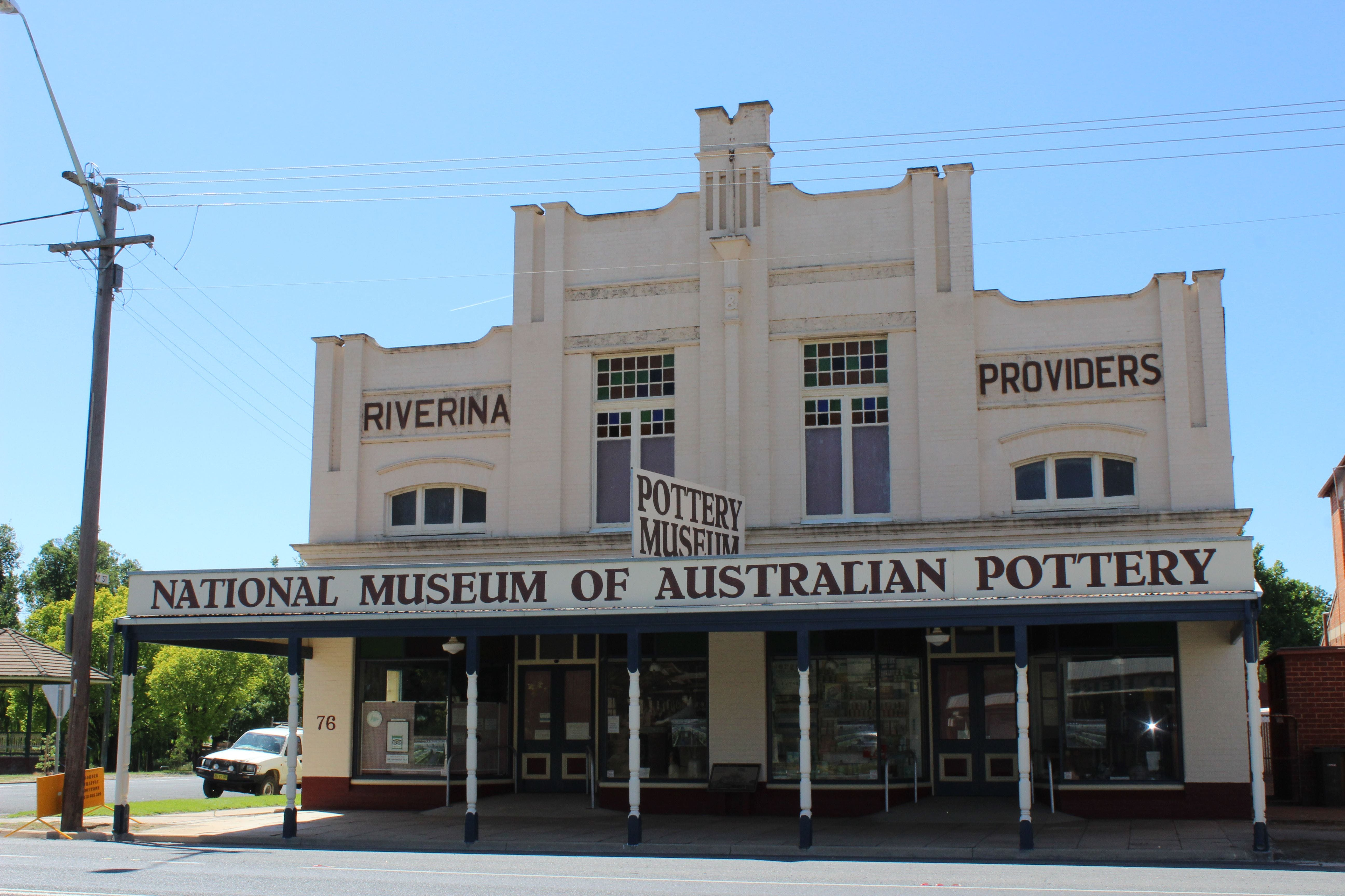 National Museum of Australian Pottery - Accommodation Main Beach
