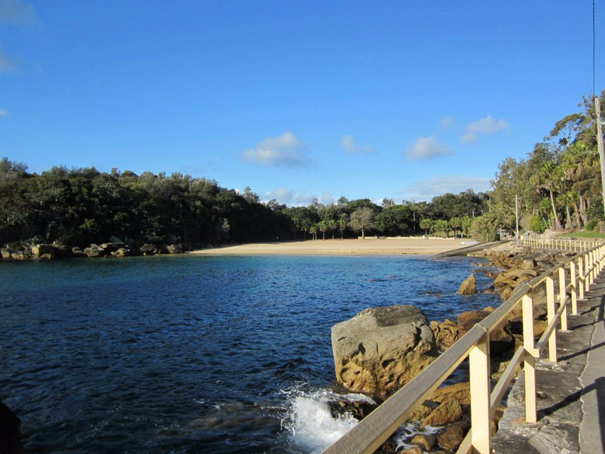 Shelly Beach Manly - Accommodation Main Beach