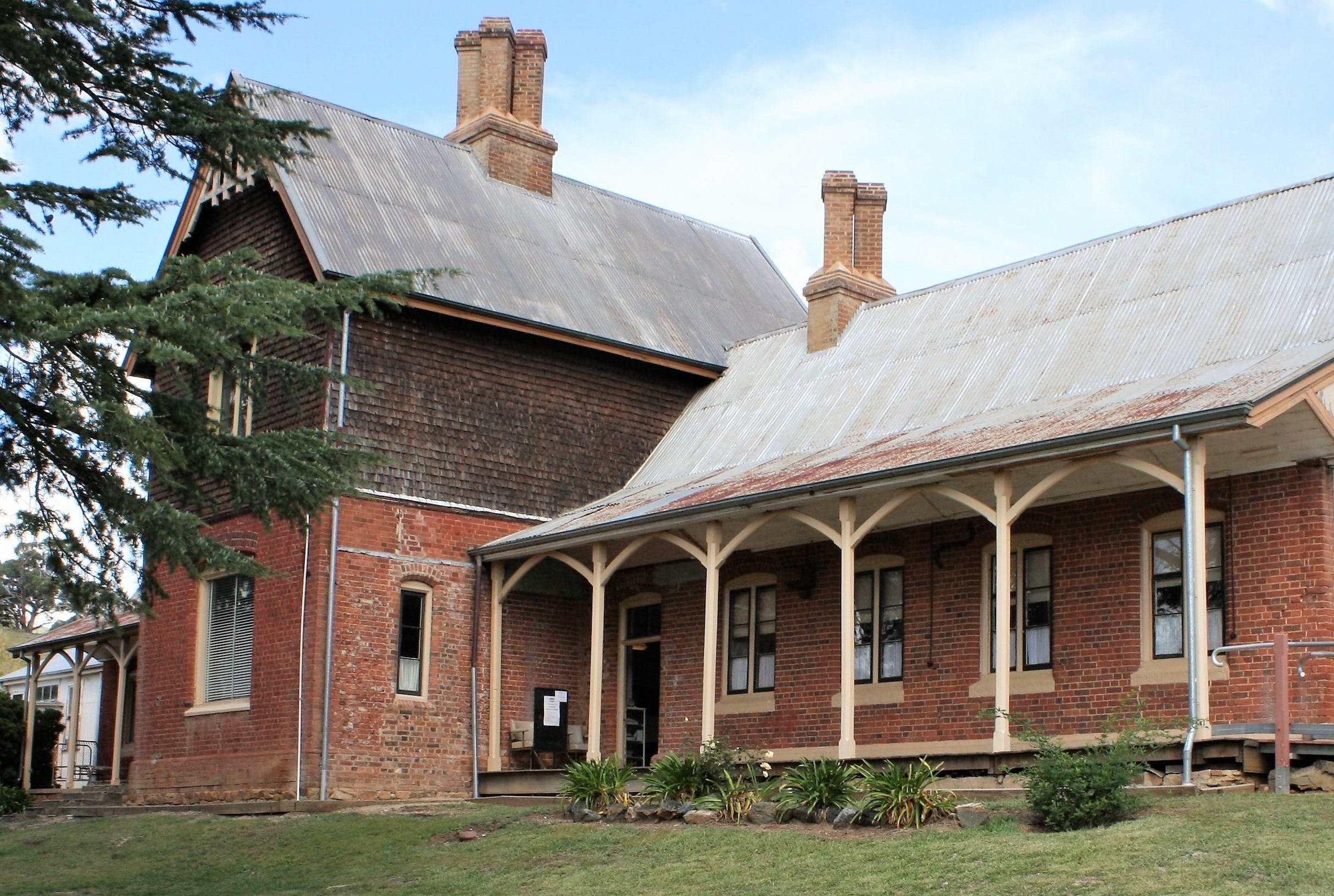 Carcoar Hospital Museum - Accommodation Main Beach