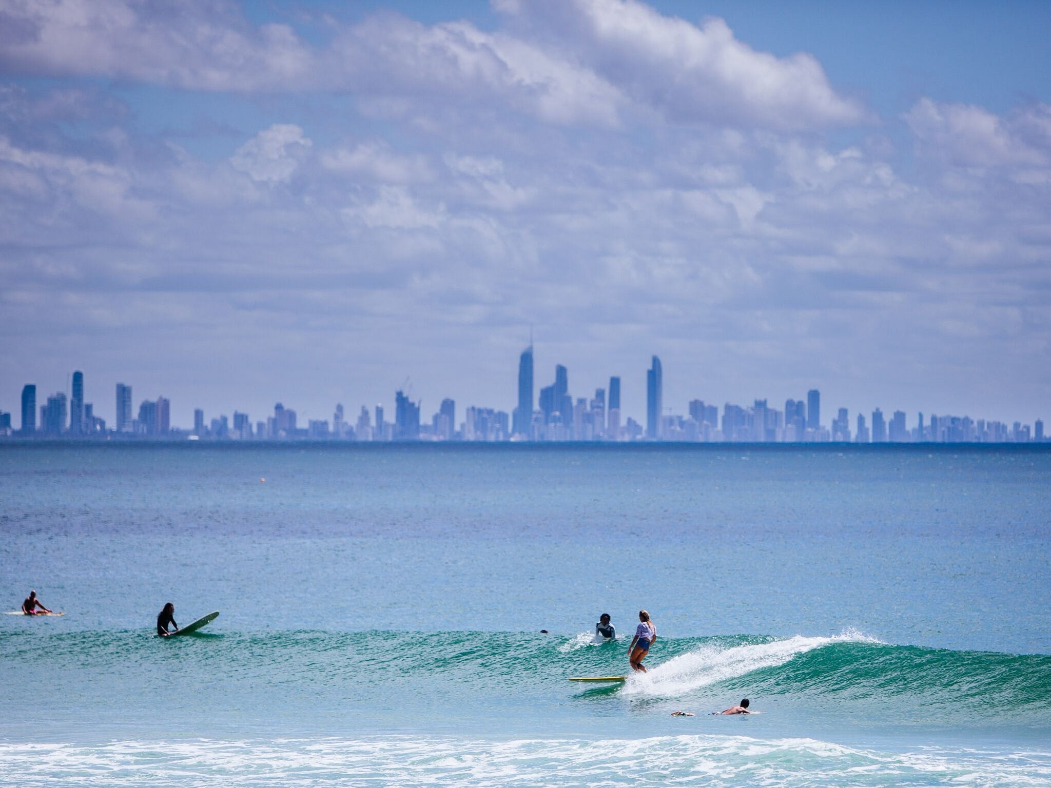Kirra Point - Accommodation Main Beach