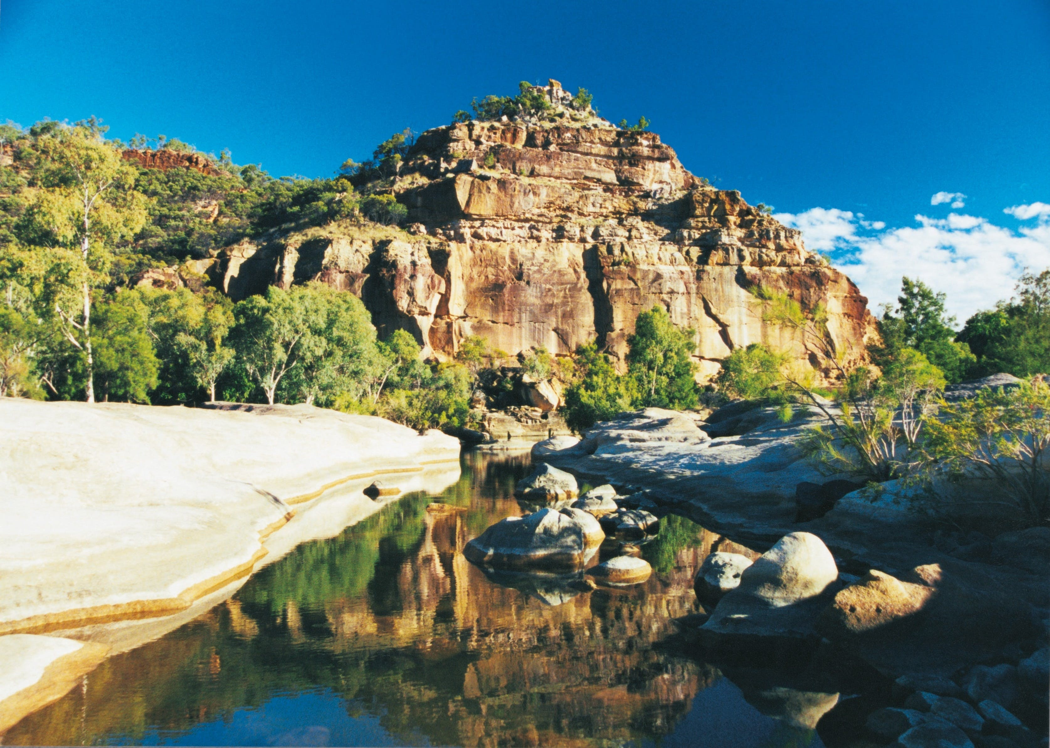 Porcupine Gorge National Park - Accommodation Main Beach