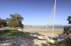 Sailing Club picnic area - Accommodation Main Beach