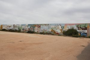 Berri Community Mural - Accommodation Main Beach