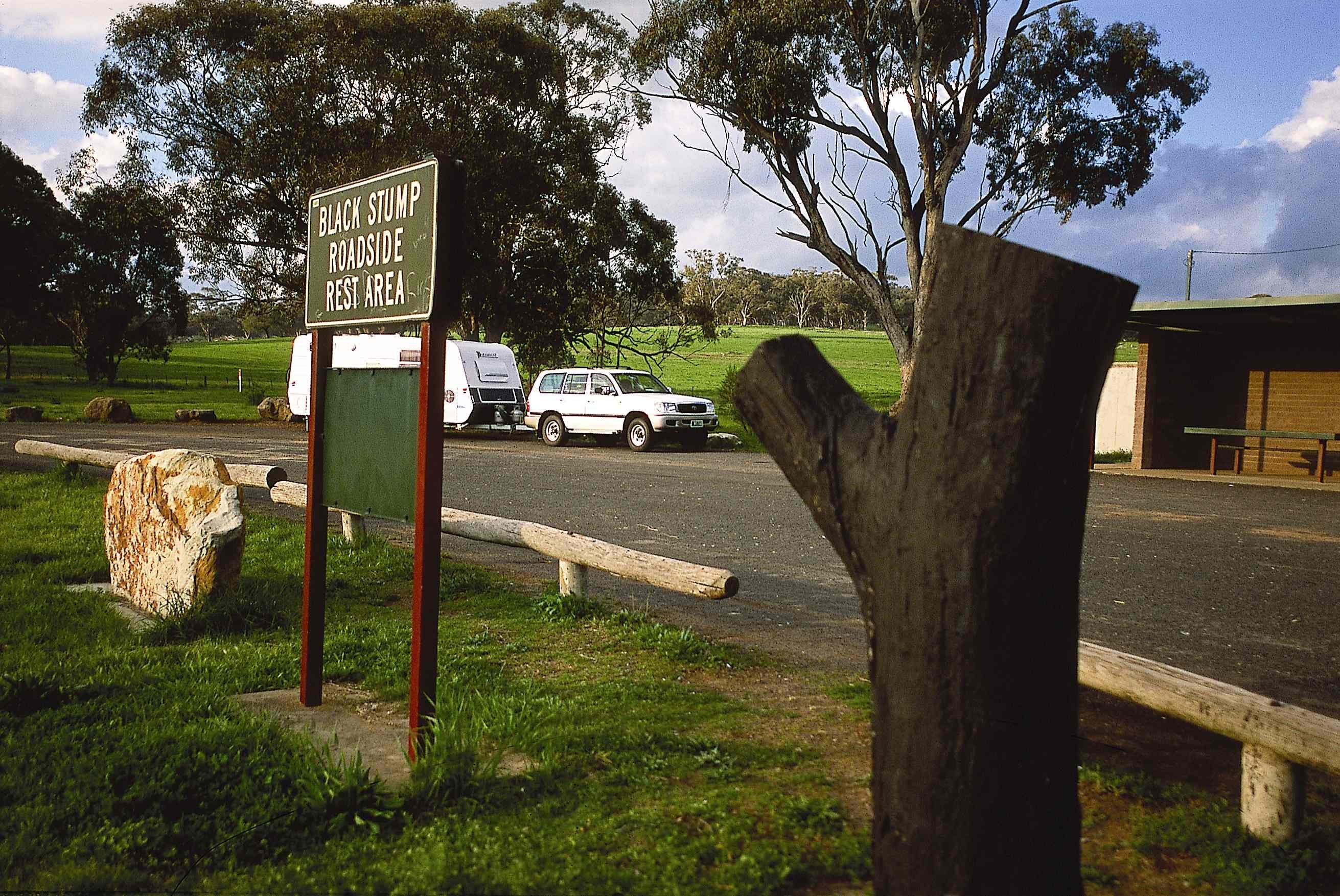 Black Stump Rest Area - Accommodation Main Beach
