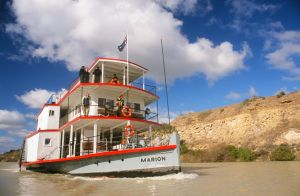 PS Marion Short Cruises - all cruises cancelled until further notice - Accommodation Main Beach