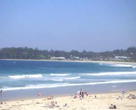 Mollymook Surf Beach - Accommodation Main Beach