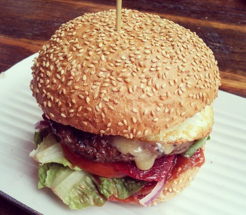 Grill'd Healthy Burgers - Accommodation Main Beach