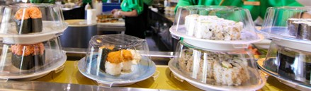 Sushi Train Indooroopilly Junction - Accommodation Main Beach