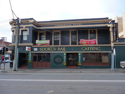 Commercial Hotel Launceston
