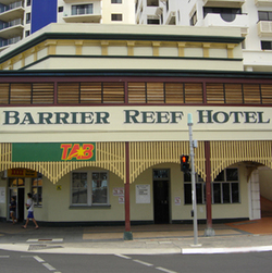 The Barrier Reef Hotel - Accommodation Main Beach