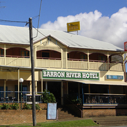 Barron River Hotel - Accommodation Main Beach