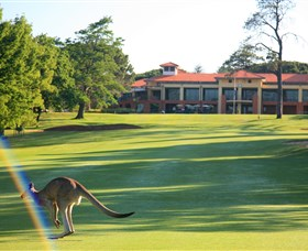 Royal Canberra Golf Club - Accommodation Main Beach