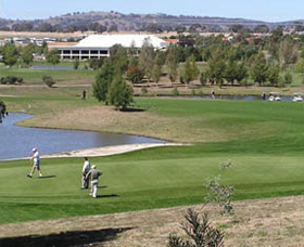 Gungahlin Lakes Golf and Community Club - Accommodation Main Beach