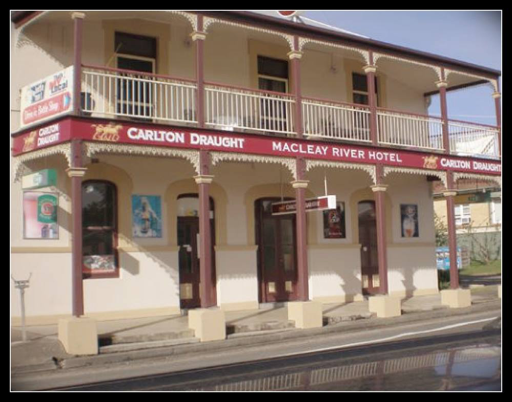 Macleay River Hotel - Accommodation Main Beach