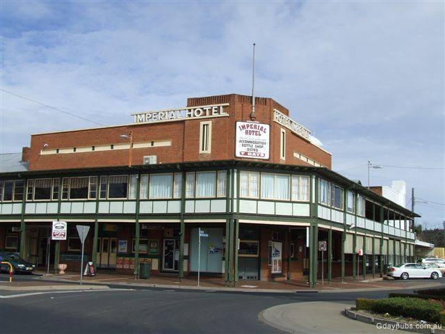 Imperial Hotel Coonabarabran - Accommodation Main Beach