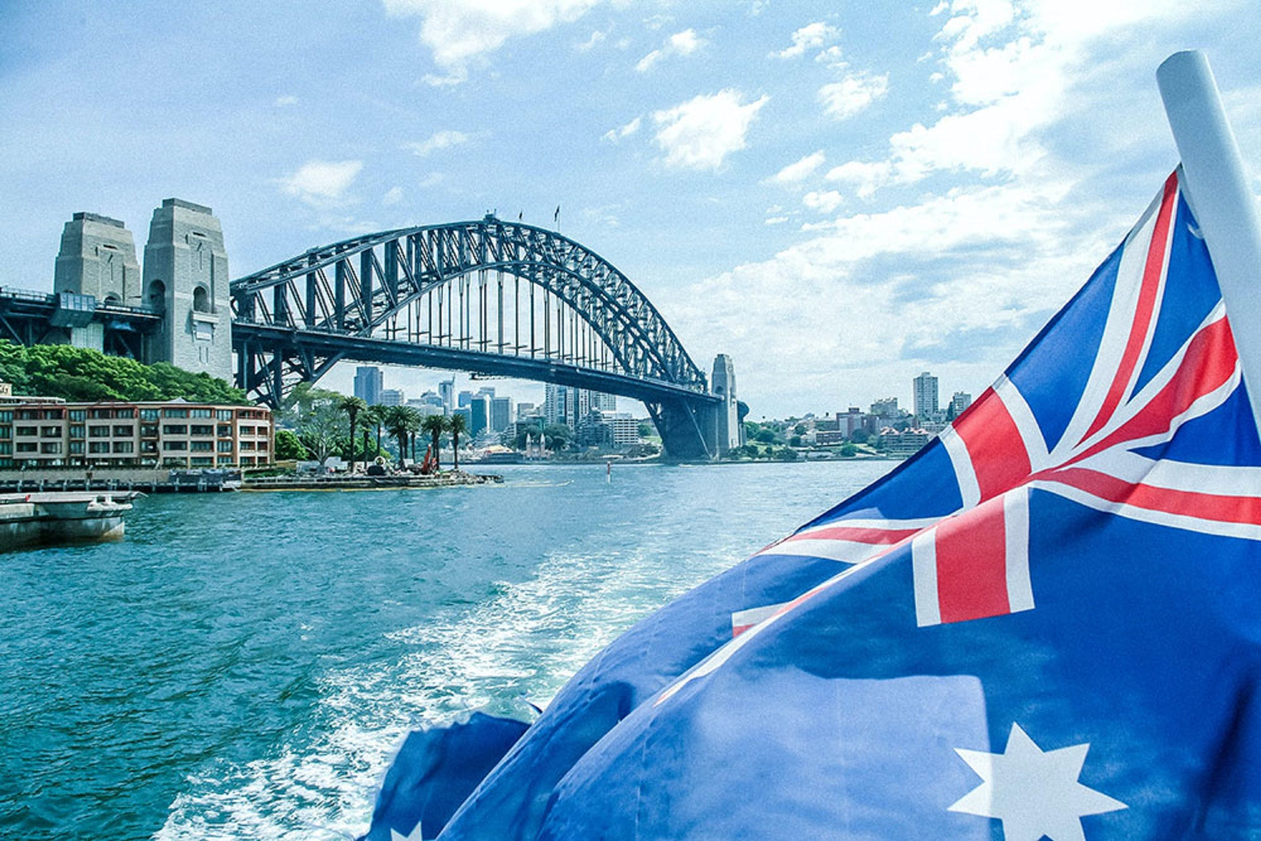 Australia Day Lunch and Dinner Cruises On Sydney Harbour with Sydney Showboats - Accommodation Main Beach