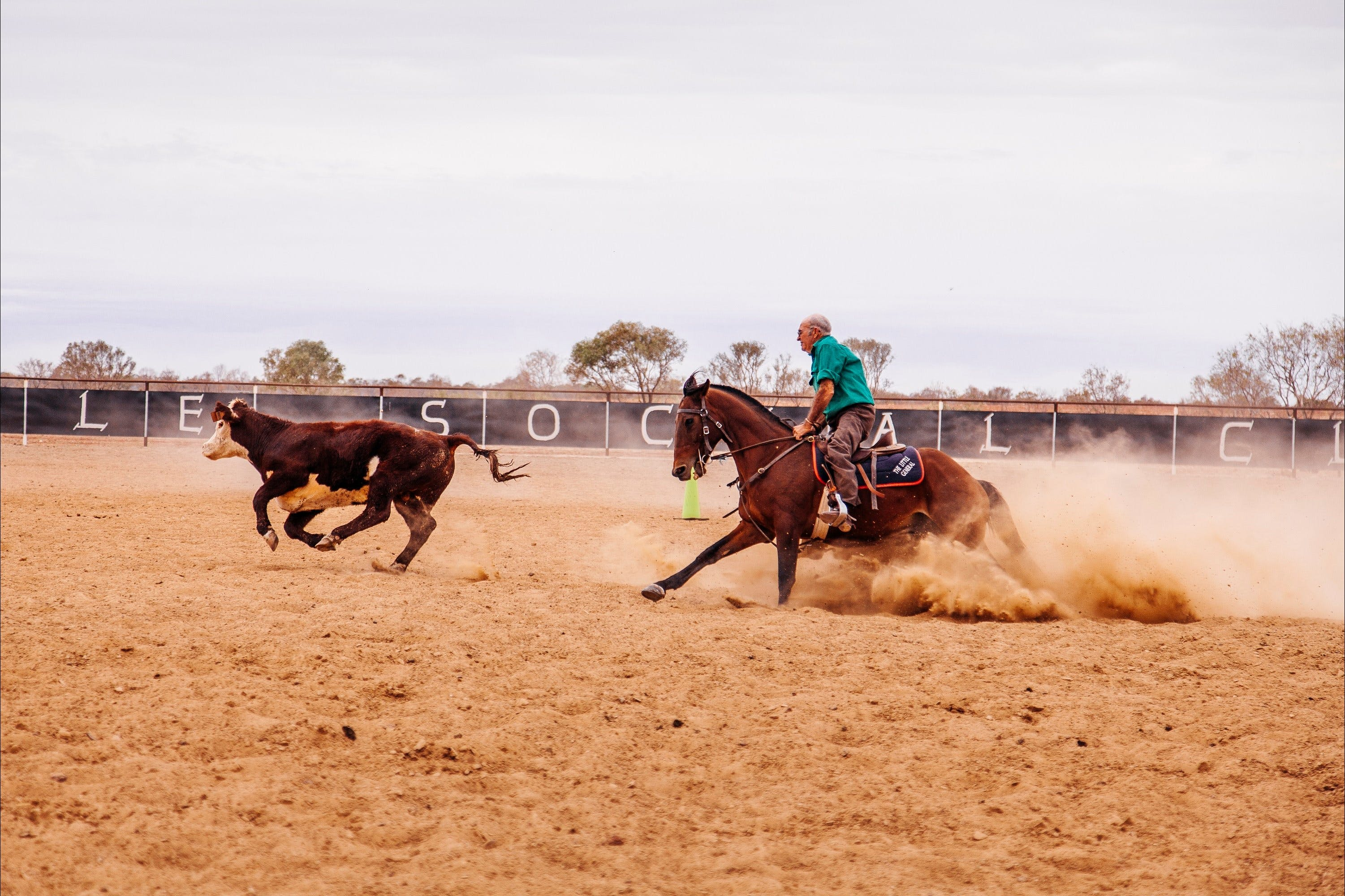 Birdsville Campdraft  Rodeo and Bronco Branding - Accommodation Main Beach