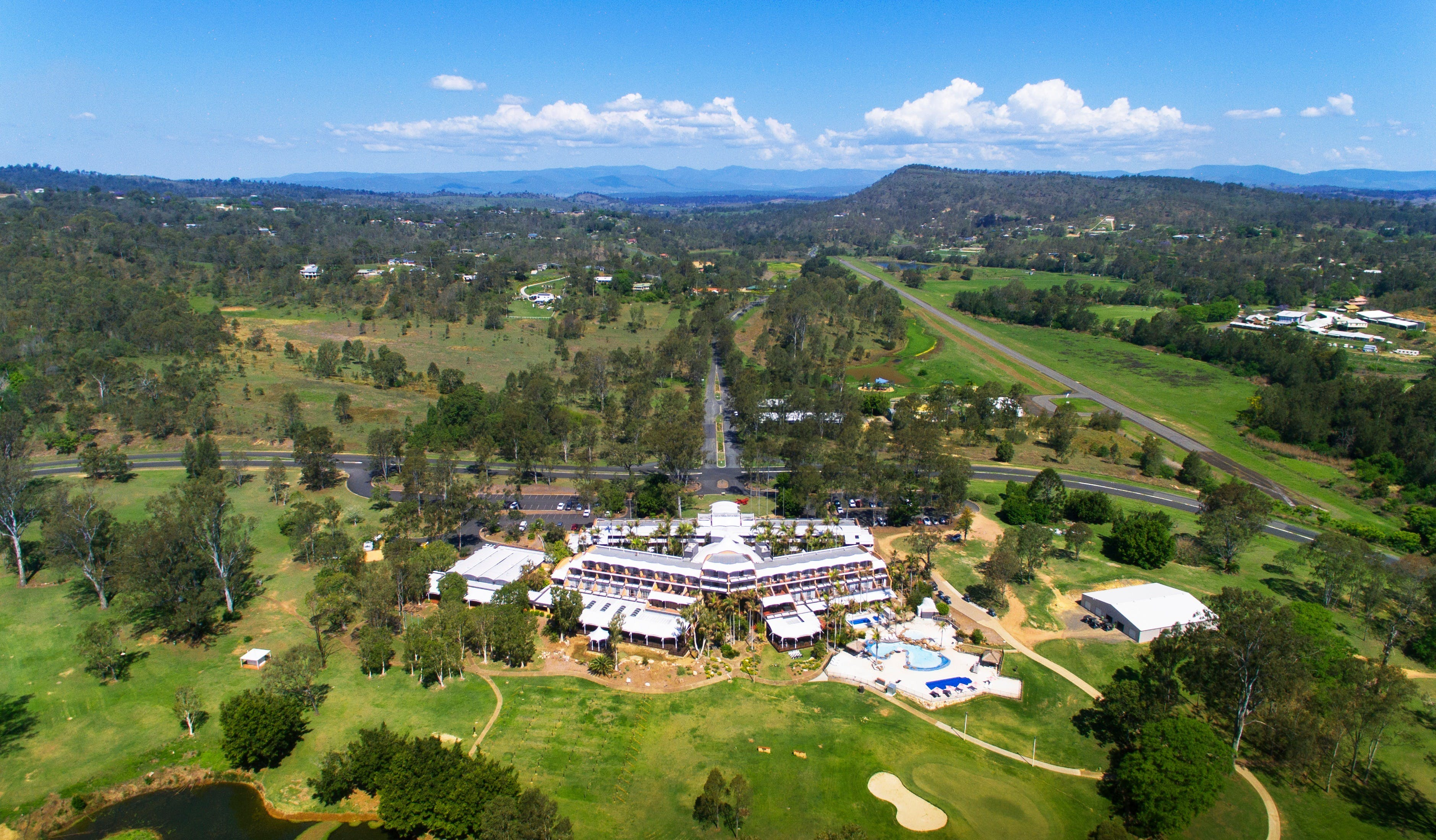 Christmas In July at The Kooralbyn ValleyResort - Accommodation Main Beach