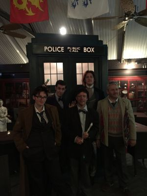 Dr Who Quiz Night - Accommodation Main Beach