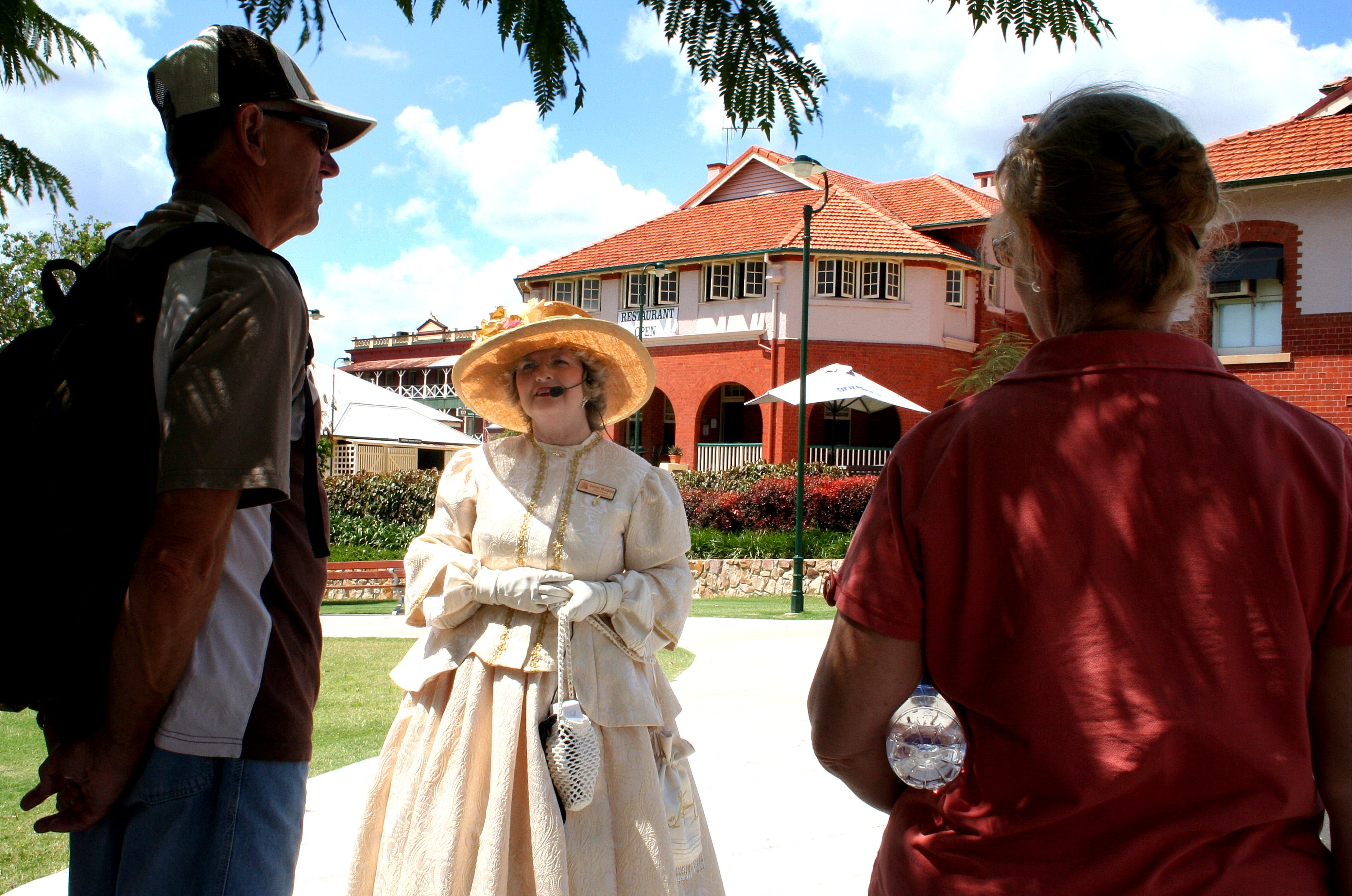 Free Guided Maryborough Heritage Walk Tour - Accommodation Main Beach
