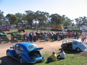 Quirindi Rural Heritage Village - Vintage Machinery and Miniature Railway Rally and Swap Meet - Accommodation Main Beach