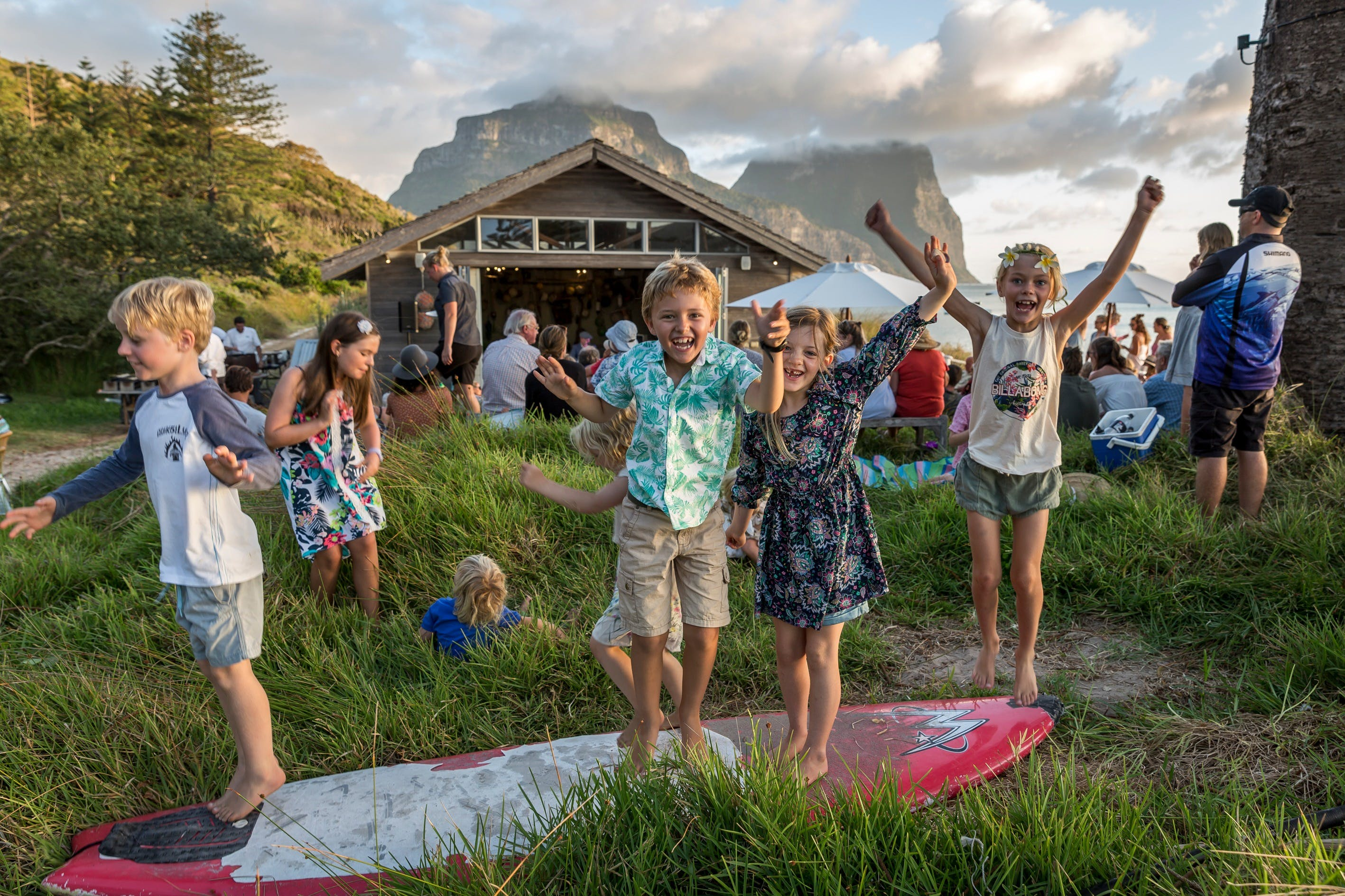 Spring Festival of Lord Howe Island - Accommodation Main Beach