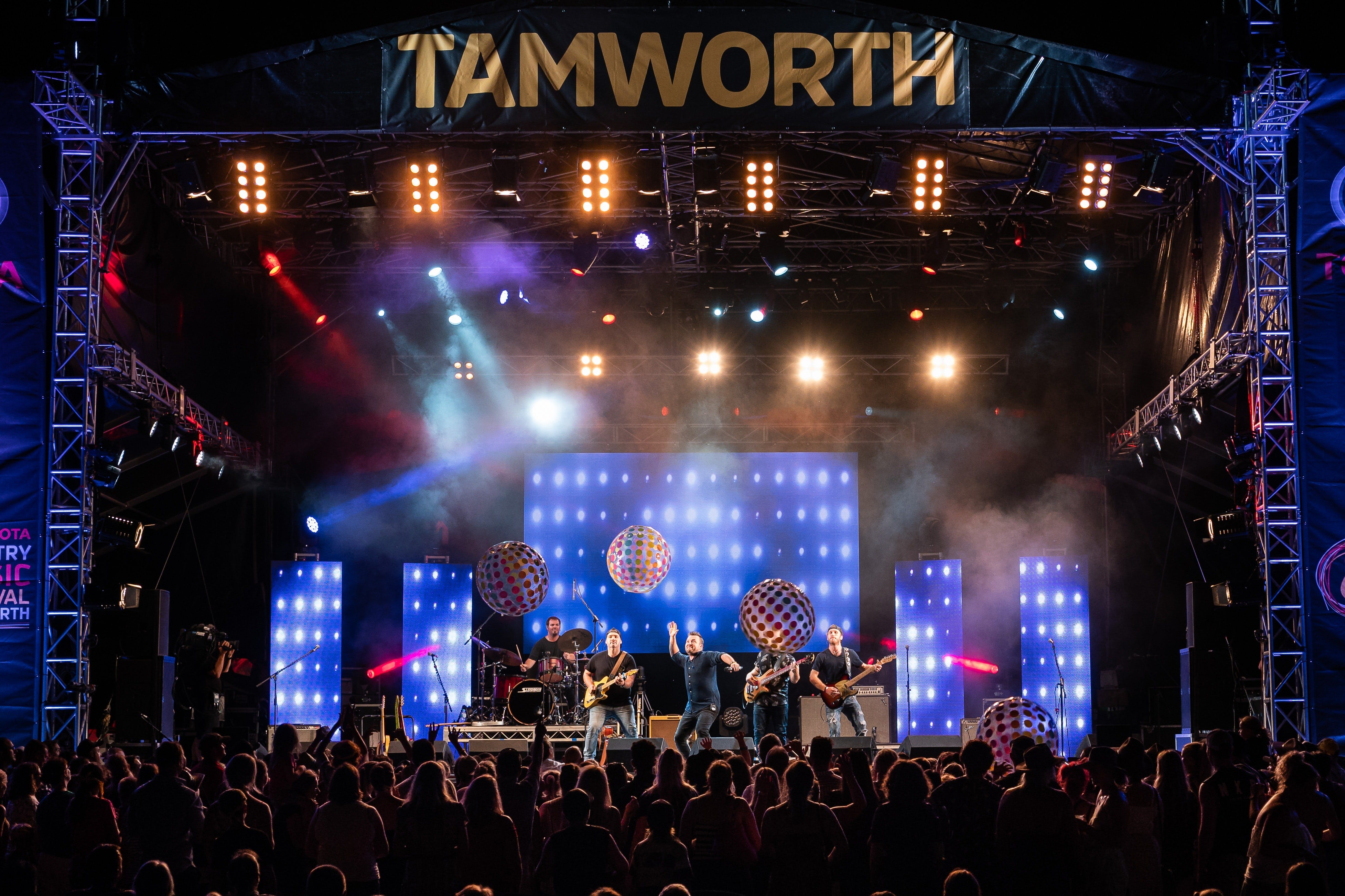 Toyota Country Music Festival Tamworth - Accommodation Main Beach