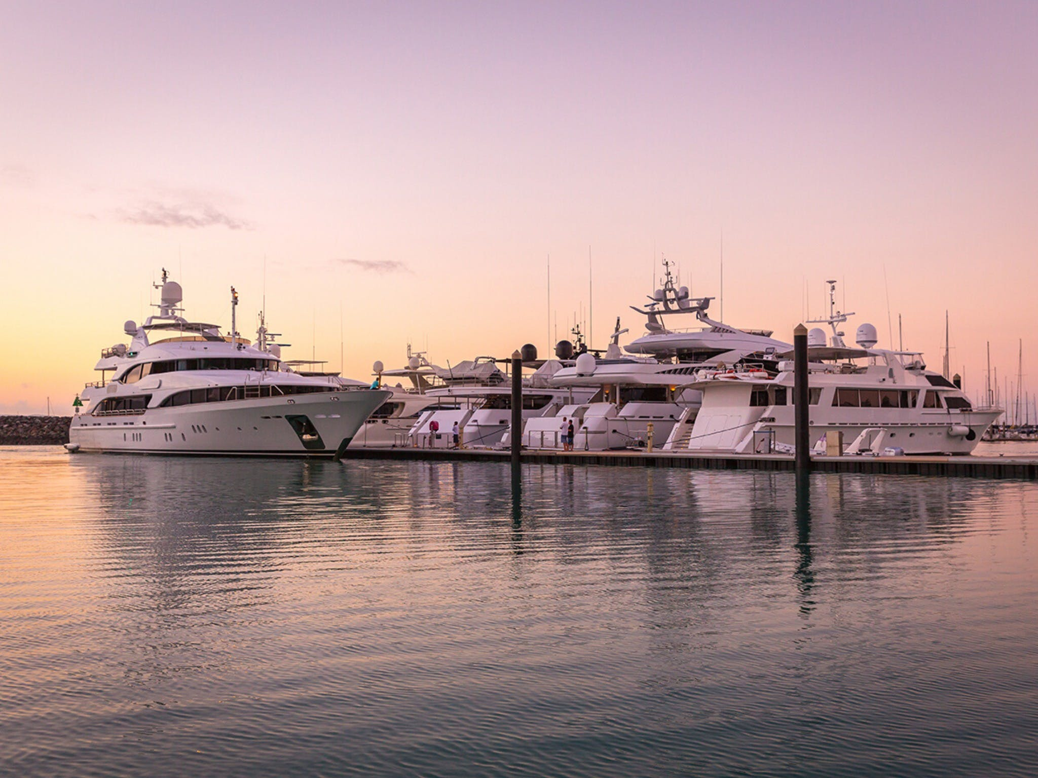 Australian Superyacht Rendezvous - Great Barrier Reef edition - Accommodation Main Beach