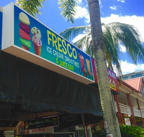 Fresco Ice Cream Smoothies  Juice Bar - Accommodation Main Beach