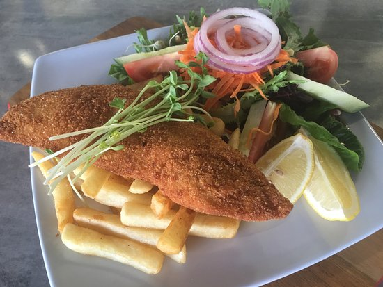 Cedar Park Fish and Chips - Accommodation Main Beach