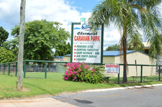 Clermont Caravan Park - Accommodation Main Beach
