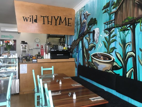 Wild THYME Dining - Accommodation Main Beach