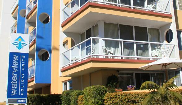 Waterview Apartments - Accommodation Main Beach