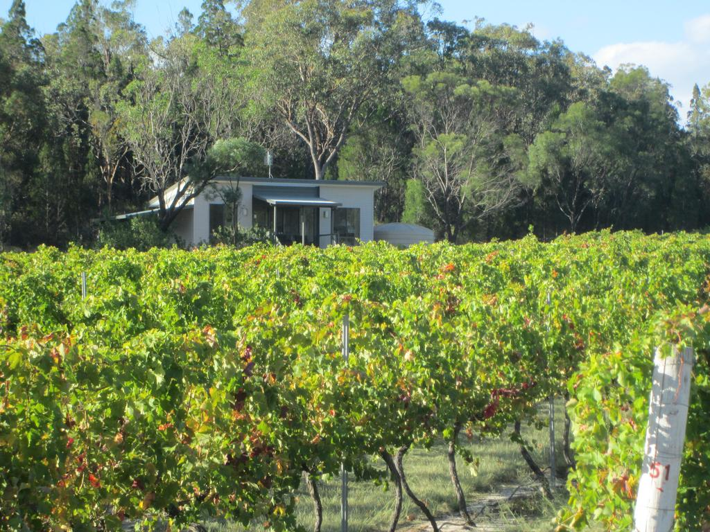 Just Red Wines Cabins - Accommodation Main Beach