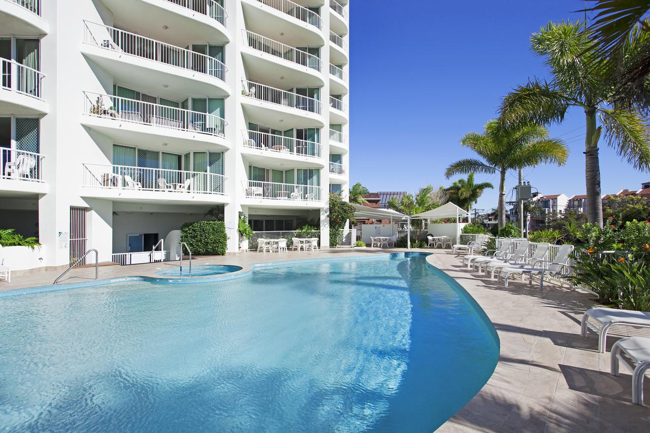 Crystal Bay On The Broadwater - Accommodation Main Beach