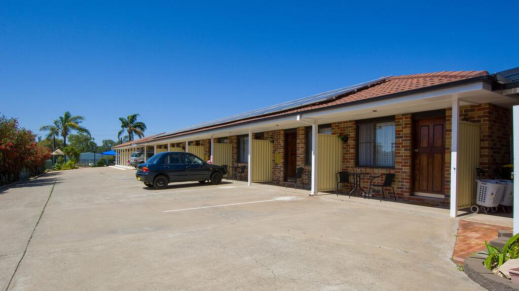 Aalbany Motel Narrabri - Accommodation Main Beach