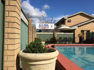 Albury Allawa Motor Inn - Accommodation Main Beach