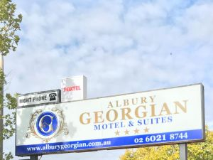 Albury Georgian Motel  Suites - Accommodation Main Beach