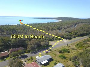 Beachcomber at South West Rocks Pet Friendly - Accommodation Main Beach
