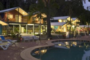 BIG4 Nambucca Beach Holiday Park - Accommodation Main Beach